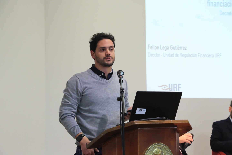 """Conferencia sobre """"La nueva regulación del crowfunding en Colombia: Decreto 1357 de 2018"""""""